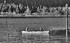Kayaking on Pitt Lake ( Peterson Photogr@phy  Happy Valentines Day!) Tags: lake canada water docks boats pier kayak britishcolumbia kayaking mooring mapleridge pittlake boatdock pittriver pittpoulder nikond5200 pittlakemarina nikonafs18140mmf3556edvr