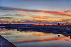 Shadow walk (Kansas Poetry (Patrick)) Tags: wetlands kansas lawrencekansas bakerwetlands wakarusawetlands patrickemerson patricklovesnancy