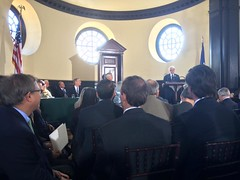 Joint Assembly at the Capitol: Colonial Williamsburg