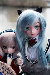This Photo Is MINE (shorleckin) Tags: doll haruka extrieur dollfiedream sqlab ddh09