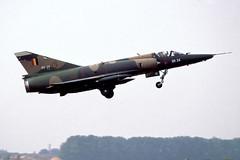 Mirage 5BA (Rob Schleiffert) Tags: mirage belgianairforce brustem belgischeluchtmacht mirage5