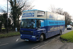 McCarthy's of Leeds Removals YX59 VPW 3rd February 2016 (asdofdsa) Tags: yorkshire transport storage lorry commercial vehicle trucks northyorkshire removals harewood haulage hgv 3rdfebruary2016