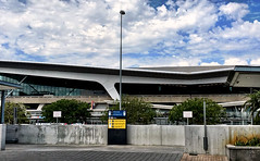 Airport Architecture (RobW_) Tags: africa architecture town airport south shapes international cape february monday westerncape 2016 01feb2016