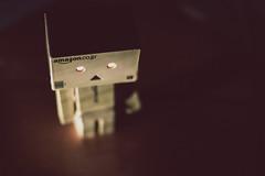 給我一個理由,醒來 (woonws) Tags: life camera light shadow colour 35mm canon dark toys photography blog words day wordpress dream lifestyle daily story malaysia sharing theme feeling february wakeup tone 玩具 日記 生活 靜物 2016 隨拍 danbo 小品 心情 呆 文字 攝影 分享 夢 夢想 50d 光線 理由 四方 記錄 醒來 365projects amazonjp danboard 紙箱人 365攝影日記 二零一六