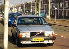 1986 Volvo 740 GLE 2.0 (rvandermaar) Tags: volvo 20 1986 gle 740 volvo740 sidecode7 33xdp8