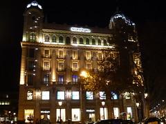 Las Ramblas - evening (Toats Master) Tags: barcelona food buildings spain tapas lasramblas