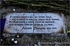 A la meva difunta gateta Cuki. (20-07-2000 a 04-03-2016)   Epitafi en la tomba del Poeta Antonio Machado. Situada en Cotlliure (França) (Antoni Gallart i Vilarrasa) Tags: cat lumix death mort tomb frança tumba muerte recuerdo record antonio francia franca toma gatita machado colliure cotlliure epitafio cuki colibre fateta