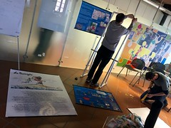 allestimento2 (Fondazione Muvita) Tags: garbage patch plastica arenzano sostenibilit muvita