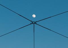 Lunar Launcher (Jay:Dee) Tags: street sky moon toronto up photo walks framed sunday perspective luna yonge stroll topw topwssuy
