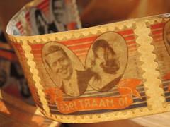 10 maart 1966 (Swaalfke) Tags: huwelijk zegels beatrixenclaus
