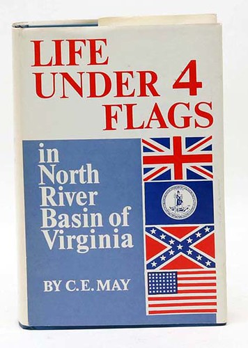 """""""Life Under 4 Flags"""" Book - $55.00"""