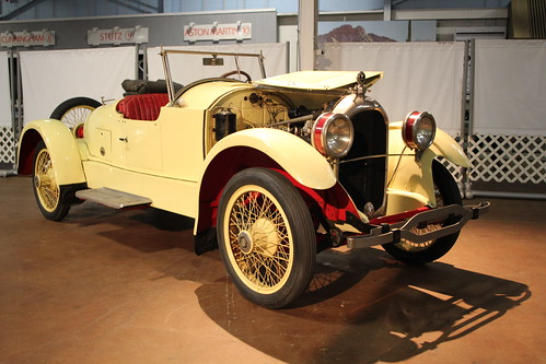 1922 Paige 6-66 daytona speedster