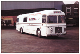 National NBC Mobile Travel Office - Lincolnshire / East Yorkshire.