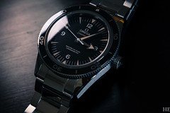 """The New """"Old"""" (acousticrocker) Tags: nikon singapore watches omega master nikkor seamaster f28 coaxial d800 horology 300m 2470mm"""