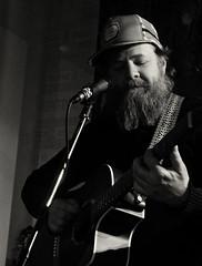 Cafe Blanca Open Mic (Sherlock77 (James)) Tags: people man calgary guitar performer openmic musican