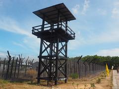 Anglų lietuvių žodynas. Žodis watchtower reiškia n sargybos/stebėjimo bokštas lietuviškai.