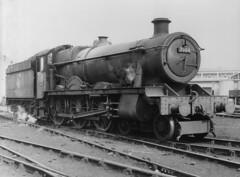 GWR  Hall 7904 Fountains Hall, Laira, Plymouth 83D (rac819) Tags: steam railways britishrailways steamlocomotives uksteam brsteam