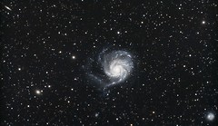M101 Widefield (AllAboutRefractors) Tags: astrophotography astronomy galaxies refractor