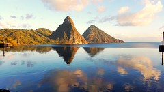 Jade Mountain - Saint Lucia (Lonfunguy) Tags: unesco caribbean jademountain pitons saintlucia