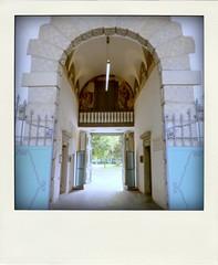 Museo diocesano e gallerie del Tiepolo (Cristina Birri) Tags: museo friuli tiepolo udine poladroid museodiocesano galleriedeltiepolo