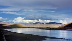 Headwaters of the Yarlung Tsangpo (Brahmaputra), Tibet 2015 (reurinkjan) Tags: river twilight sundown dusk dim dusky tar gloaming 2015 gloam tibetautonomousregion tsang  tibetanplateaubtogang tibet natureofphenomenachoskyidbyings cloudssprin landscapesceneryrichuyulljongsrichuynjong naturerangbyungrangjung sunsetnyigthetimeofsunsetnyigtntsam sagacounty yarlungtsangpobrahmaputra landscapepictureyulljongsrimoynjongrimo landscapeyulljongsynjong raincloudscharsprin cloudswhichareabadomenthansprin gatheringorcondensingofcloudsdarkenedobscureddimdiffusedsprindkrigs earthandwaternaturalenvironmentsachu astheshadowsofthesettingsunvanishintodarknessnyimanuppdripsontar himalayasrigangchen tibetanlandscapepicture janreurink frombetweenthecloudstringyisepn cloudcolortringyikhadok pictureofcloudstrinri darkcloudtrinmukpo  kyakyaru zhikatsautonomousprefecturegzhiskartsemngarisrangskyongkhul