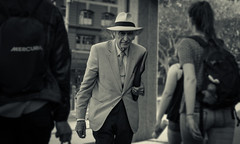 (bigboysdad) Tags: street monochrome au australia monotone newsouthwales gr haymarket ricoh
