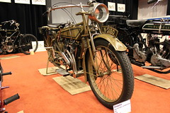 1920 Simplex PV 500 cc V-Twin 4 hp (Davydutchy) Tags: holland netherlands bike bicycle march nederland motorbike motorcycle biker frise motor 500 vtwin pv friesland niederlande motorrad drachten simplex 500cc 2016 krad frysln frisia motorfiets cyclomoteur 4hp oldtimerbeurs