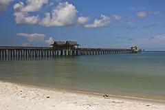 Cocoa Beach Pier (mrossi80) Tags: ocean travel summer usa holiday beach pier seaside florida surfing sandybeach cocoabeach