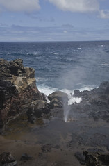 Nakalele Point (EnviroTrekker) Tags: ocean fall point hawaii waves maui september blowhole nakaleleblowhole nakalelepoint