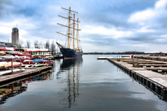 The Caledonia (A Great Capture) Tags: winter lake toronto ontario canada water port docks march boat dock ship photographer waterfront canadian canoes harbourfront tallship lakeontario on autofocus agc 2016 jamesmitchell thecaledonia adjm harborfont contactgroups wwwagreatcapturecom agreatcapture mobilejay