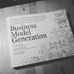 Business plan? No! Business model canvas.  Un libro al giorno per aspiranti imprenditori, startup e innovatori