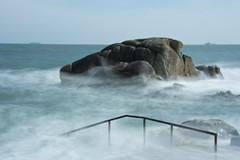 The rock (Jacko004) Tags: longexposure ireland dublin april sandycove fortyfoot 2016 bigstopper nikond5200