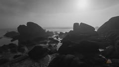 Playa de Carnota | Galicia | Spain (zurrulab) Tags: travel sunset bw spain espana galicia canon1740mmf4l galizia playadecarnota canon5dmarkii zurrulab alessioalgeri