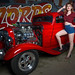 Hot Rod Pin-Up Model Kayla Beavers (Asheville, North Carolina)
