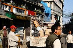 IMG_1388 (dr.subhadeep mondal's photography) Tags: street travel people urban dog india color canon hill streetphotography darjeeling westbengal 1755