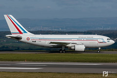 French Air Force A310-300 F-RADC (philrdjones) Tags: swap airbus april brs 2016 bristolairport a310 lulsgate armeedelair republiquefrancaise frenchairforce a310300 eggd a310304 fradc bristolairportspotting southwestaviationphotographers