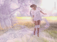 Petals of Wisdom (BetaTested (Ealeen Debbel)) Tags: flowers fashion fairytale truth n fair petal fairy fantasy belleepoque maitreya fantasyfaire catwa naminoke anlarposes sanarae