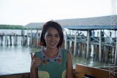 Thai Beauty (cooli_#1) Tags: street old trip food museum asian thailand temple photography boat ancient bangkok buddhist sightseeing barge silom bts 2014 thonburi    sukhumwit  earthasia seaviewrestaurant  asiathai bangkhunthain rathankosin