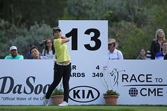 Lydia Ko rond 4 KIA Classic p LPGA-tour 2016 p Aviara Golf Club. (goran.soderqvist) Tags: golf lpga lpgatour lydiako kiaclassic