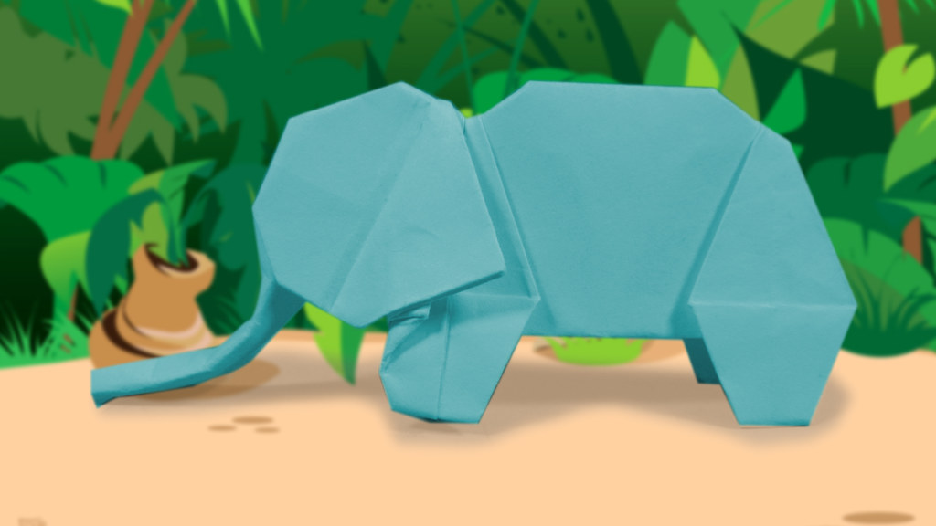baby elephant origami 28 images gerard ty sovann