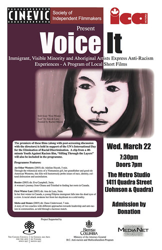 Voice It POSTER