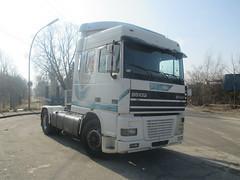 DAF 95 XF (Vehicle Tim) Tags: truck fahrzeug daf lkw xf laster szm sattelzugmaschine