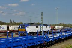 P2250873 (Lumixfan68) Tags: me de 26 eisenbahn sylt mak rdc autozug 251 loks 2700 di6 baureihe dieselloks sechsachser