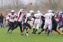 20160403_Avalanches Annecy Vs Falcons Bron (14 sur 51) (calace74) Tags: france annecy sport foot division falcons bron amricain avalanches rgional