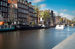 Prinsengracht (Fabian Trost) Tags: amsterdam stadt prinsengracht