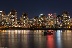 #Yaletown (Sonika Arora 604) Tags: street city longexposure nightphotography light people snow canada reflection cars water beautiful night vancouver sailboat reflections dark boats outdoors lights nikon downtown apartments cityscape nightlights shadows bc outdoor streetlights britishcolumbia towers citylife cityscapes naturallight highlights mount scot citylights yaletown lighttrails condos longshutter highrises vancity lightstreaks vancouverskyline downtownvancouver charlesonpark beautifulbc buil vancouverseawall nikonphotographer nikonphotography nikonphotographers explorebc explorecanada explorevancouver