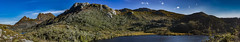 Lake Lilla, Tasmania (Steven Penton) Tags: park mountain lake stclair australia national tasmania cradle