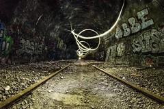 Petite ceinture 5 (charles.enchine) Tags: street urban streetart paris tag railway tunnel urbanexploration urbanjungle exploration urbex abbandonned