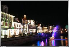 Kronach leuchtet 2016 (uslovig) Tags: show street light fish castle river licht fisch whale adolf wal burg rosenberg festung 2016 haslach kronach kolping strase flus leuchtet hasslach