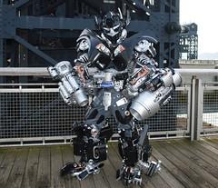 Brooklyn Ironhide (Brooklyn RobotWorks) Tags: brooklyn robot costume transformer cosplay robots transformers comiccon autobot paramount michaelbay nycc topkick nycomiccon ironhide ianbryce jessharnell peterkokis brooklynrobotworks